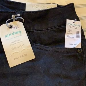 Maurices Jeans - Maurices Black Jeans